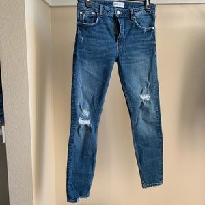 Zara Jeans (distressed)